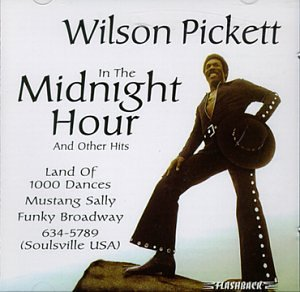 Wilson Pickett, In The Midnight Hour, Trumpet, sheet music, piano notes, chords, song, artist, awards, billboard, mtv, vh1, tour, single, album, release