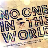 Download or print Charles Miller & Kevin Hammonds A Girl Of Few Words (from No One In The World) Sheet Music Printable PDF -page score for Musicals / arranged Piano & Vocal SKU: 45728.