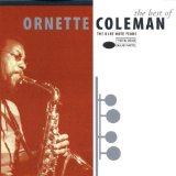 Download or print Ornette Coleman Blues Connotation Sheet Music Printable PDF -page score for Blues / arranged Piano SKU: 49529.