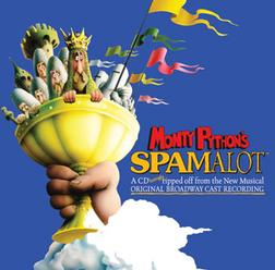 Download or print Monty Python's Spamalot I'm All Alone Sheet Music Printable PDF -page score for Broadway / arranged Piano, Vocal & Guitar (Right-Hand Melody) SKU: 52245.