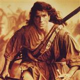 Download or print Trevor Jones The Last Of The Mohicans (Main Theme) Sheet Music Printable PDF -page score for Classical / arranged Piano, Vocal & Guitar (Right-Hand Melody) SKU: 54719.
