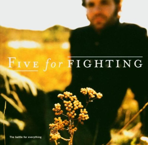 Five For Fighting, 100 Years, Piano, sheet music, piano notes, chords, song, artist, awards, billboard, mtv, vh1, tour, single, album, release