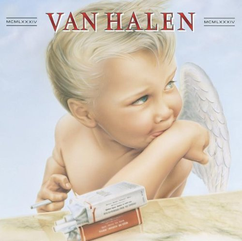 Van Halen, Hot For Teacher, Guitar Tab, sheet music, piano notes, chords, song, artist, awards, billboard, mtv, vh1, tour, single, album, release