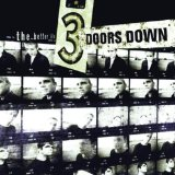 Download or print 3 Doors Down Kryptonite Sheet Music Printable PDF -page score for Rock / arranged Piano, Vocal & Guitar (Right-Hand Melody) SKU: 57048.