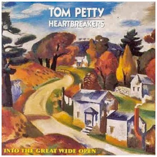 Tom Petty And The Heartbreakers, Into The Great Wide Open, Guitar with strumming patterns, sheet music, piano notes, chords, song, artist, awards, billboard, mtv, vh1, tour, single, album, release