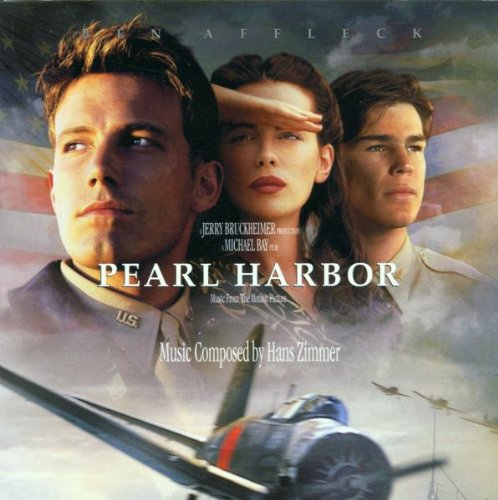 Hans Zimmer, ... And Then I Kissed Him (from Pearl Harbor), Piano, sheet music, piano notes, chords, song, artist, awards, billboard, mtv, vh1, tour, single, album, release