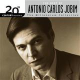 Download or print Antonio Carlos Jobim Agua De Beber (Water To Drink) Sheet Music Printable PDF -page score for Jazz / arranged Real Book - Melody & Chords - Bass Clef Instruments SKU: 61960.