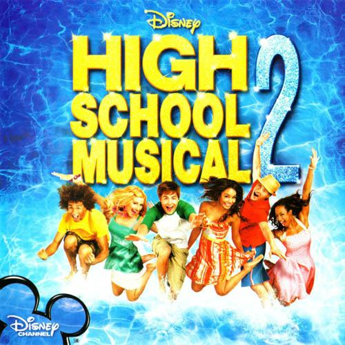 High School Musical 2, Choral Medley (arr. Ed Lojeski), 2-Part Choir, sheet music, piano notes, chords, song, artist, awards, billboard, mtv, vh1, tour, single, album, release