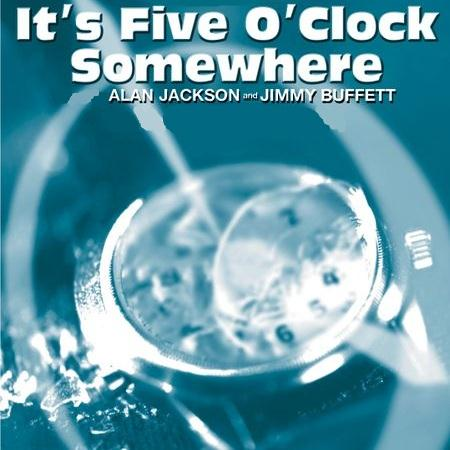 Alan Jackson & Jimmy Buffett, It's Five O'Clock Somewhere, Guitar Tab, sheet music, piano notes, chords, song, artist, awards, billboard, mtv, vh1, tour, single, album, release