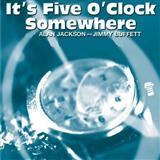 Download or print Alan Jackson & Jimmy Buffett It's Five O'Clock Somewhere Sheet Music Printable PDF -page score for Pop / arranged Guitar Tab SKU: 64304.