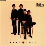Download or print John Lennon Real Love Sheet Music Printable PDF -page score for Rock / arranged Piano SKU: 64425.