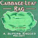 Download or print Les C. Copeland Cabbage Leaf Rag Sheet Music Printable PDF -page score for Jazz / arranged Piano SKU: 65779.