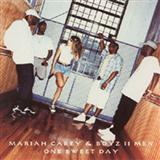 Download or print Mariah Carey and Boyz II Men One Sweet Day Sheet Music Printable PDF -page score for Pop / arranged Easy Piano SKU: 68586.