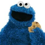 Download or print The Cookie Monster