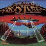 Download or print Boston Don't Look Back Sheet Music Printable PDF -page score for Rock / arranged Guitar Tab SKU: 69650.