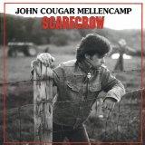 Download or print John Mellencamp Lonely Ol' Night Sheet Music Printable PDF -page score for Rock / arranged Guitar Tab SKU: 70510.