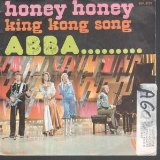 Download or print ABBA Honey, Honey Sheet Music Printable PDF -page score for Pop / arranged Piano (Big Notes) SKU: 71735.