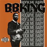 Download or print B.B. King Rock Me Baby Sheet Music Printable PDF -page score for Pop / arranged Guitar Tab SKU: 72060.