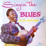 Download or print B.B. King You Upset Me Baby Sheet Music Printable PDF -page score for Pop / arranged Guitar Tab SKU: 72063.