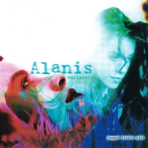 Alanis Morissette, Ironic, Guitar Tab, sheet music, piano notes, chords, song, artist, awards, billboard, mtv, vh1, tour, single, album, release
