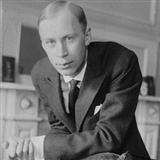 Download or print Sergei Prokofiev Evening Sheet Music Printable PDF -page score for Classical / arranged Piano SKU: 73498.
