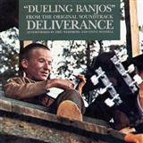 Download or print Eric Weissberg & Steve Mandell Duelin' Banjos Sheet Music Printable PDF -page score for Country / arranged Guitar Tab SKU: 77135.