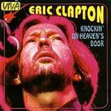 Download or print Eric Clapton Knockin' On Heaven's Door Sheet Music Printable PDF -page score for Pop / arranged Guitar Tab SKU: 82482.