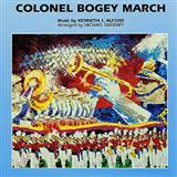 Download or print Kenneth J. Alford Colonel Bogey March Sheet Music Printable PDF -page score for Traditional / arranged Piano SKU: 84314.