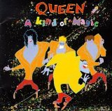 Download or print Queen A Kind Of Magic Sheet Music Printable PDF -page score for Rock / arranged Guitar Tab SKU: 86407.