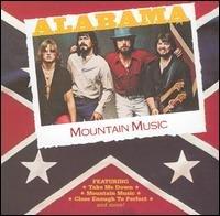 Alabama, Mountain Music, Guitar Tab, sheet music, piano notes, chords, song, artist, awards, billboard, mtv, vh1, tour, single, album, release