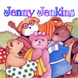 Download or print Folk Song Jenny Jenkins Sheet Music Printable PDF -page score for Folk / arranged Piano, Vocal & Guitar (Right-Hand Melody) SKU: 87990.