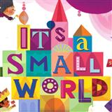 Download or print Sherman Brothers It's A Small World Sheet Music Printable PDF -page score for Pop / arranged Piano SKU: 88165.