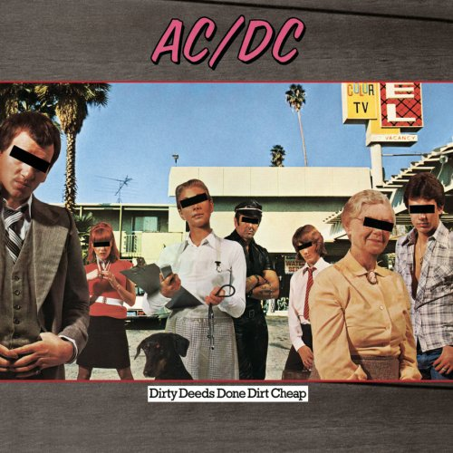 AC/DC, Dirty Deeds Done Dirt Cheap, Guitar Tab, sheet music, piano notes, chords, song, artist, awards, billboard, mtv, vh1, tour, single, album, release