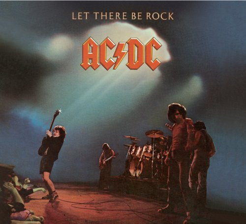 AC/DC, Let There Be Rock, Guitar Tab, sheet music, piano notes, chords, song, artist, awards, billboard, mtv, vh1, tour, single, album, release