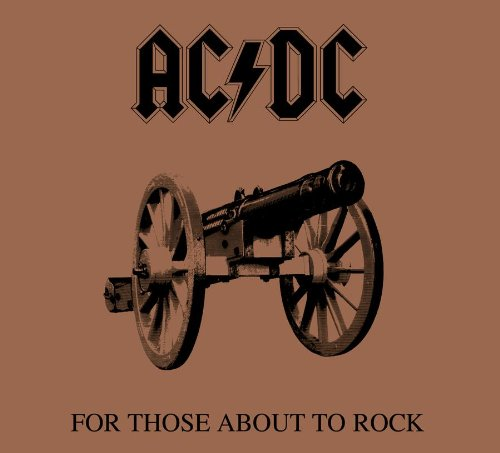 AC/DC, For Those About To Rock (We Salute You), Guitar Tab, sheet music, piano notes, chords, song, artist, awards, billboard, mtv, vh1, tour, single, album, release