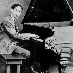 Download or print Ferdinand 'Jelly Roll' Morton Kansas City Stomp Sheet Music Printable PDF -page score for Jazz / arranged Piano SKU: 90210.
