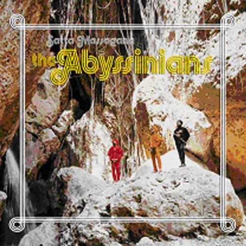 The Abyssinians, Satta-Amasas-Gana, Piano, Vocal & Guitar (Right-Hand Melody), sheet music, piano notes, chords, song, artist, awards, billboard, mtv, vh1, tour, single, album, release