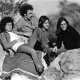 Download or print Eagles The Sad Cafe Sheet Music Printable PDF -page score for Rock / arranged Guitar Tab SKU: 95133.