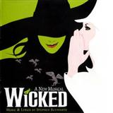 Download or print Stephen Schwartz Songs of the Wizard (from Wicked) (arr. Gary Eckert) Sheet Music Printable PDF -page score for Concert / arranged SAB SKU: 97774.
