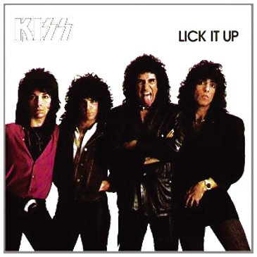 KISS, Lick It Up, Guitar Tab, sheet music, piano notes, chords, song, artist, awards, billboard, mtv, vh1, tour, single, album, release