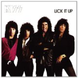 Download or print KISS Lick It Up Sheet Music Printable PDF -page score for Rock / arranged Guitar Tab SKU: 97793.