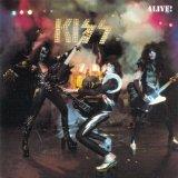 Download or print KISS Rocket Ride Sheet Music Printable PDF -page score for Rock / arranged Guitar Tab SKU: 97805.