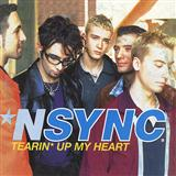 Download or print 'N Sync Tearin' Up My Heart Sheet Music Printable PDF -page score for Pop / arranged Piano, Vocal & Guitar (Right-Hand Melody) SKU: 18143.