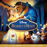 Download or print Alan Menken Beauty And The Beast Sheet Music Printable PDF -page score for Children / arranged Accordion SKU: 162535.
