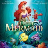 Download or print Alan Menken Kiss The Girl Sheet Music Printable PDF -page score for Film and TV / arranged Piano Duet SKU: 97033.