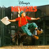 Download or print Alan Menken That's Rich (from Newsies) Sheet Music Printable PDF -page score for Broadway / arranged Easy Piano SKU: 96970.