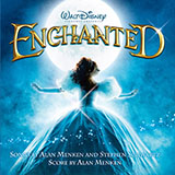 Download or print Alan Menken True Love's Kiss (from Enchanted) Sheet Music Printable PDF -page score for Children / arranged Piano SKU: 157140.