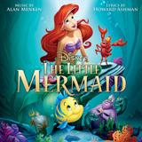 Download or print Alan Menken Under The Sea Sheet Music Printable PDF -page score for Children / arranged Flute SKU: 168028.