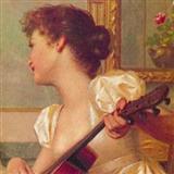 Download or print Alberto C. Obregon Amanda - Gavotte Sheet Music Printable PDF -page score for Classical / arranged Guitar SKU: 122960.