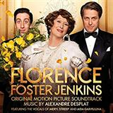 Download or print Alexandre Desplat Florence Foster Jenkins Sheet Music Printable PDF -page score for Film and TV / arranged Piano SKU: 175466.